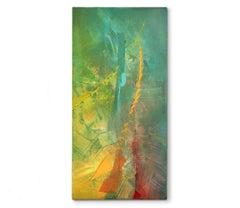 'Streamline', Painting, Acrylic on Canvas