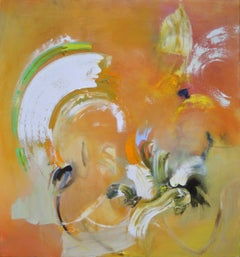 307 Whirling, Painting, Oil on Canvas