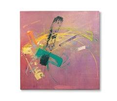 'Organized Chaos', Painting, Acrylic on Canvas