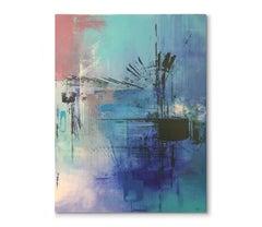 'Nautical', Painting, Acrylic on Canvas