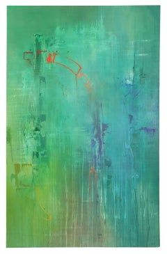'Adaptation', Painting, Acrylic on Canvas