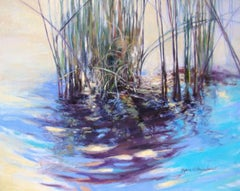 Holy Waters #2, Painting, Oil on Canvas