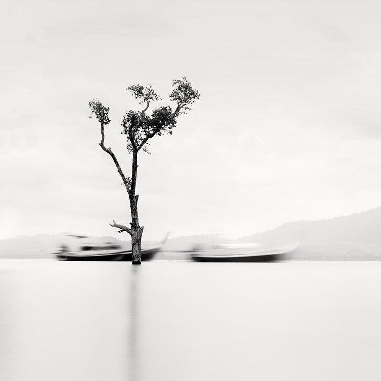 Alexandre Manuel Black and White Photograph - Landscape II, Thailand
