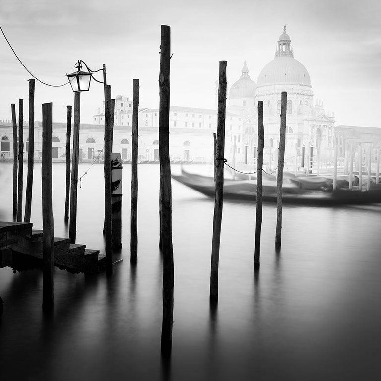 Alexandre Manuel Black and White Photograph - Dorsoduro, Venice, Italy