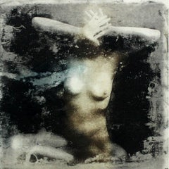 Nude - XXI century, Figurative print, Black and white