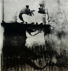 Untitled - XXI century, Abstract print, Black and white