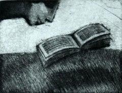 Untitled book - XX century, Figurative print, Black and white