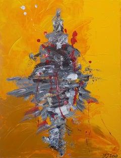 Through the Eyes of the Sunshine Master, Painting, Acrylic on Canvas