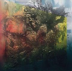 New Terrain, Painting, Acrylic on Canvas