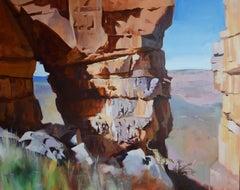 Cedarburg 3, Painting, Oil on Canvas