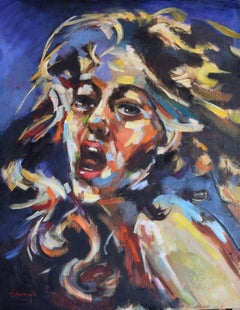 Passion, Painting, Oil on Canvas