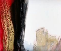 Brazen Heights, Mixed Media on Canvas