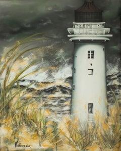 Bura, Painting, Acrylic on Canvas