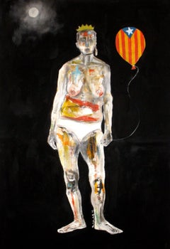 independencia, Painting, Acrylic on Canvas