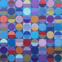 Sama, Painting, Acrylic on Canvas