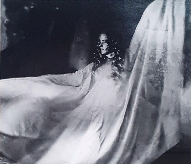 Agnieszka Prusak Figurative Photograph - Piano - XXI century, Figurative photography, Black and white