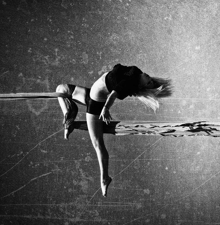 Agnieszka Prusak Figurative Photograph - FF fortissimo - XXI century, Figurative photography, Black and white