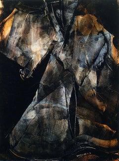 Skin, Painting, Acrylic on Wood Panel