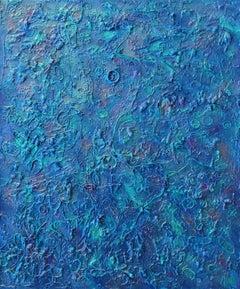 Pasiphae, Painting, Acrylic on Canvas