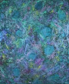Callisto, Painting, Acrylic on Canvas