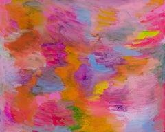 Liquid Dreams, Painting, Oil on Canvas