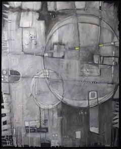 Orbital, Painting, Acrylic on Canvas