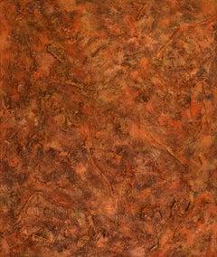 Pluto, Painting, Acrylic on Canvas