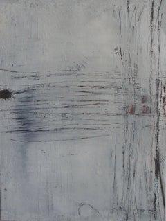 pallid, Painting, Acrylic on Wood Panel