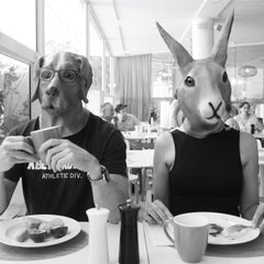 Photography Print - Gillie and Marc - Art - Limited Edition - Breakfast together