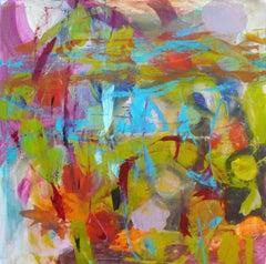 Grandmas Dream, Painting, Acrylic on Canvas