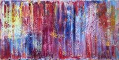 """Rain Dance"", Painting, Oil on Canvas"