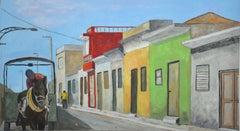 Trinidad, Painting, Oil on Canvas