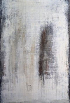 """""""1269 abstract antique wall"""", Painting, Acrylic on Canvas"""