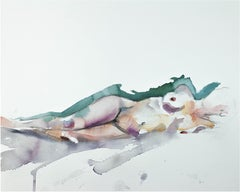 Jess No. 2, Painting, Watercolor on Watercolor Paper