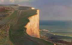 """""""SEVEN SISTERS, NO. 1"""", Painting, Oil on Canvas"""