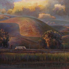 """""""ALTAMONT, NO. 1"""", Painting, Oil on Canvas"""