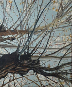Out on a Limb, Painting, Oil on Canvas