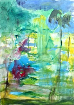 Bali 2, Painting, Acrylic on Canvas