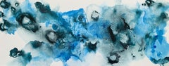 """59X 23,5""""( 150X60CM), SOUND OF EARTH 15, Painting, Acrylic on Canvas"""