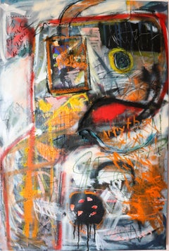 Rhythm, Mixed Media on Canvas