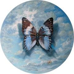 Sky dream, Painting, Oil on Canvas