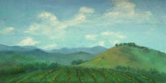 Paschal's Panorama, Painting, Oil on Canvas