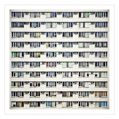 In a Row, Photograph, Archival Ink Jet