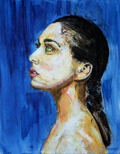 Revelation, Painting, Acrylic on Canvas