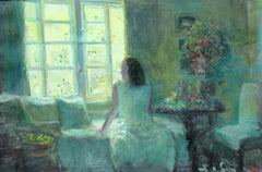 Wonderful Life, Painting, Oil on Canvas