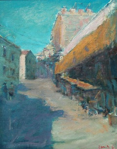 Sicily 1, Painting, Oil on Canvas