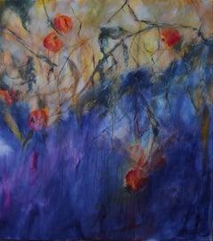 Harbinger, Painting, Acrylic on Canvas