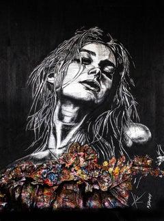 Innuendo II, Digital on Canvas