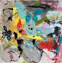 Enjeda, Painting, Acrylic on Canvas
