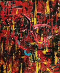 Solivagant, Painting, Acrylic on Canvas